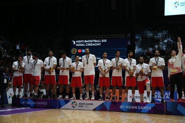 بسکتبال ایران باز هم در حسرت طلای بازی های آسیایی ماند