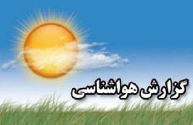 ادامه روند رطوبت هوا در برخی شهرهای خوزستان تا اواخر هفته آینده