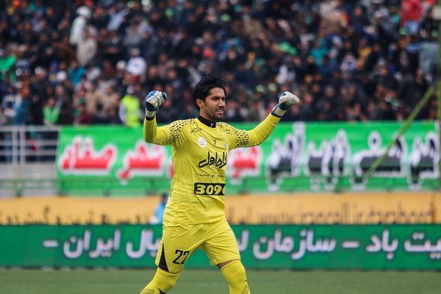 سید حسین حسینی: دوست دارم در همه بازی ها به میدان بروم، بین من و شفر سوءتفاهم ایجاد شد