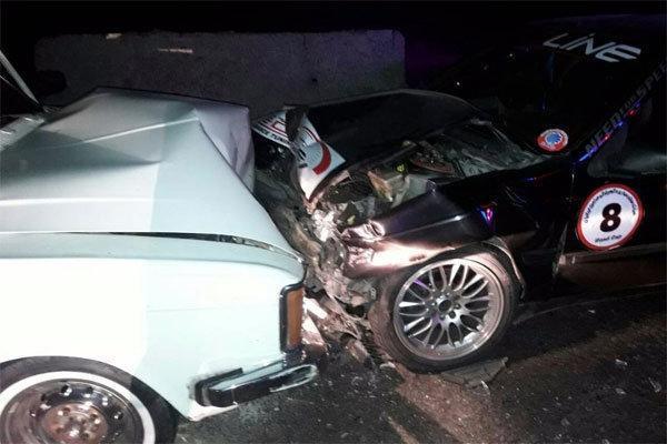 وقوع 34 فقره تصادف در جاده های خراسان جنوبی، سه نفر فوت شدند