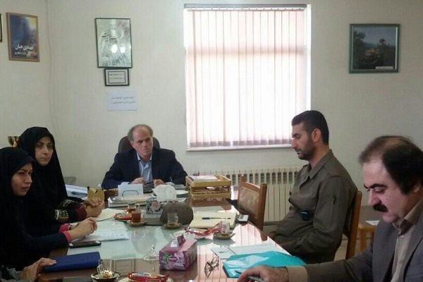 خیز شهر احمدسرگوراب شفت برای کسب عنوان پایتخت کتاب ایران