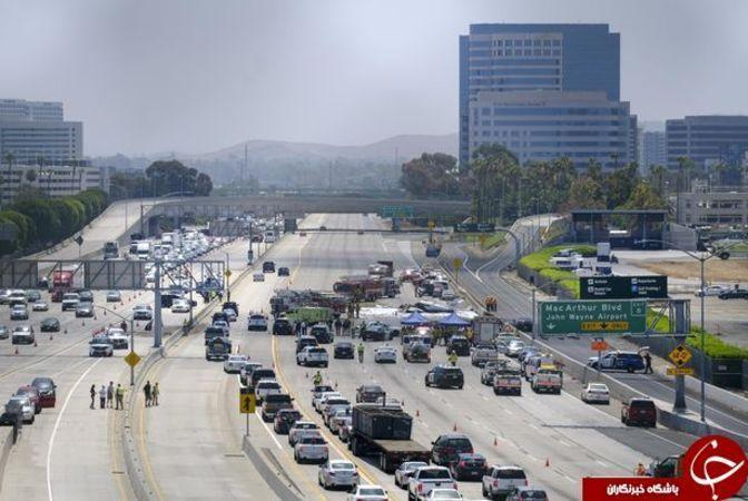 اجرای قوانین سختگیرانه برای عبور از بزرگراه ها در آمریکا