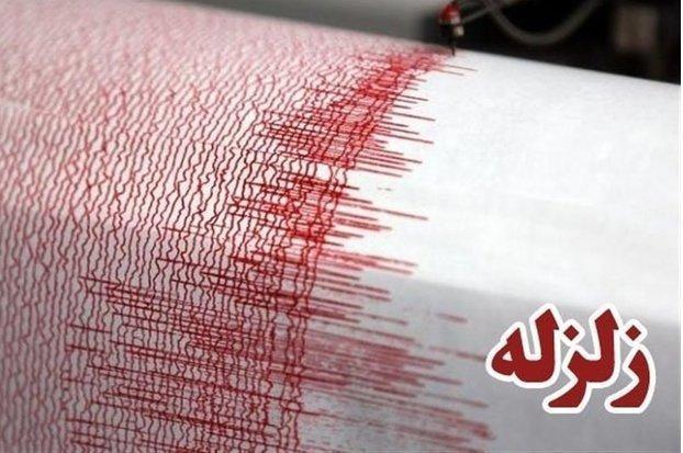 وقوع زلزله 4.3 ریشتری در بندرعباس