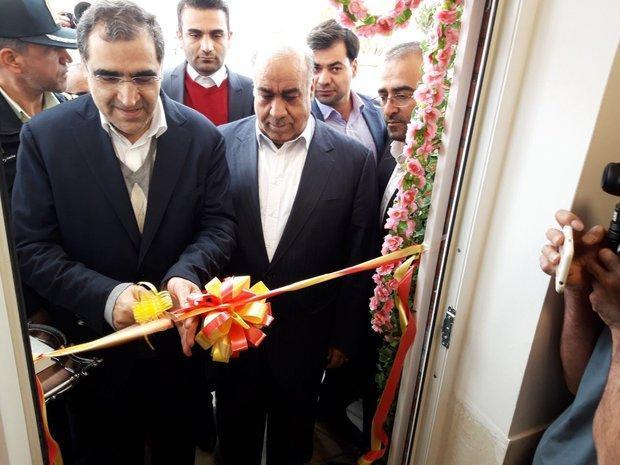 افتتاح همزمان 27 خانه بهداشت خیرساز در مناطق زلزله زده