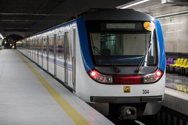 توضیحات مترو درباره نشست زمین اطراف ایستگاه جوادیه