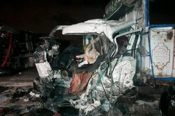 629 نفر در سوانح رانندگی گیلان جان باختند