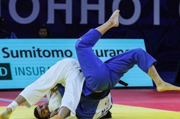 ایران در مکان چهارم رقابتهای جودو چین نهاده شد