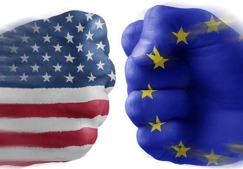 ادامه تنش بین آمریکا و اروپا بر سر روابط تسلیحاتی و نظامی