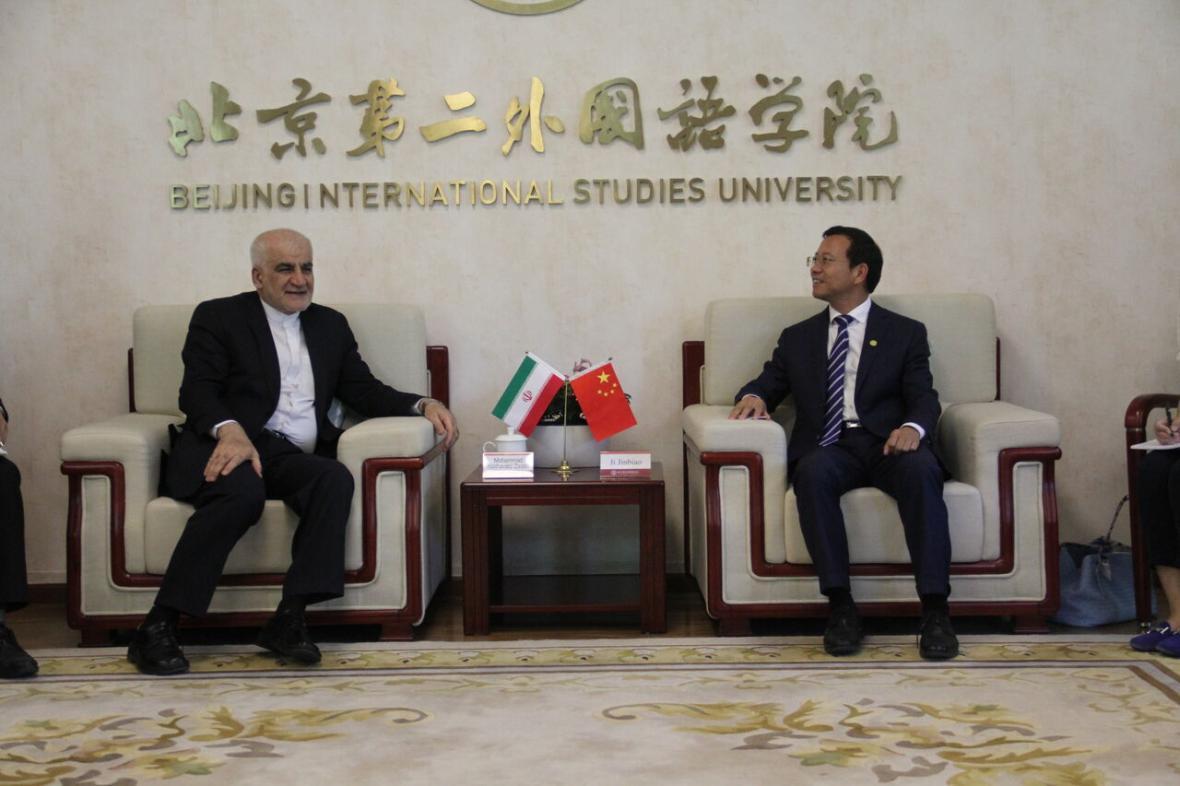خبرنگاران توسعه همکاری های علمی ایران و چین لازم است