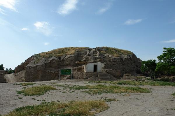 طرح معین عرصه و حریم تپه قلعه خان در خراسان شمالی بازنگری می گردد
