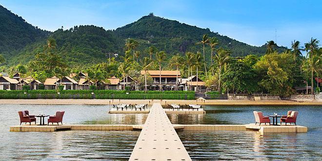 هتل لمردین سامویی (Le Meridien Koh Samui Resort)
