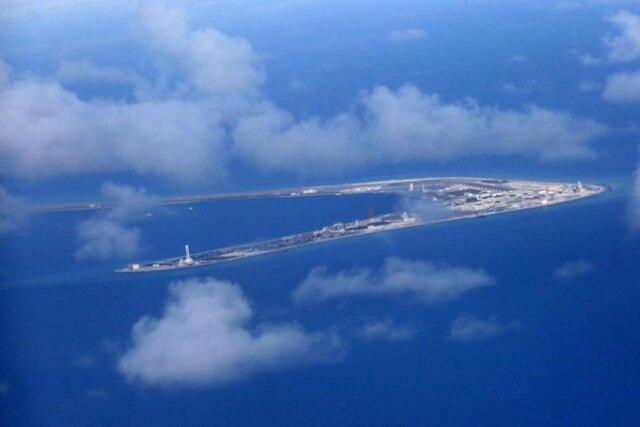 هشدار آمریکا نسبت به دخالت چین در دریای چین جنوبی