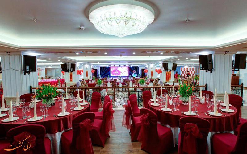 معرفی هانوی مسکو آپارت هتل ، 4 ستاره