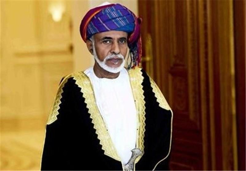 پادشاه عمان با وزیر دفاع دیدار کرد