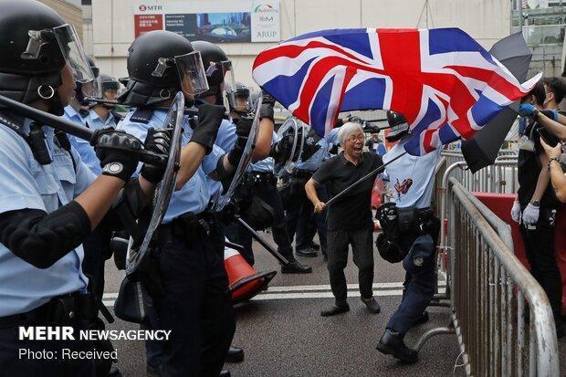 هشدار چین به انگلیس: فورا به دخالت در هنگ کنگ سرانجام دهید