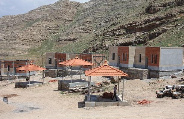شروع مرمت و بازسازی کمپینگ گردشگری اسفیدان در خراسان شمالی