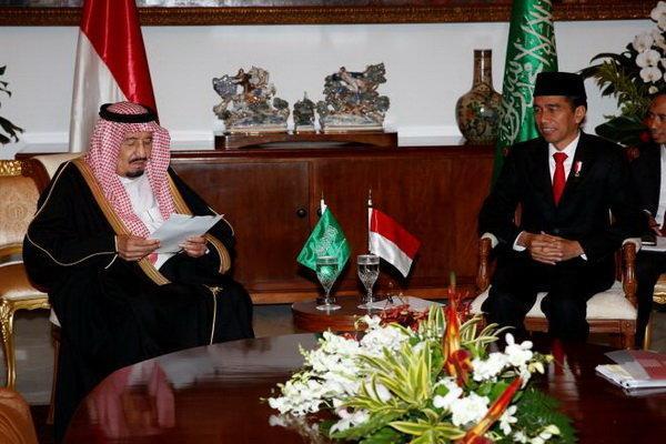 توافقات امضا شده در سفر ملک سلمان به اندونزی