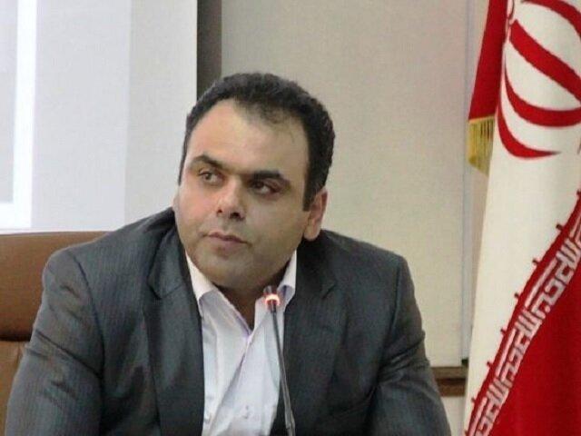 برپایی پاویون ایران در CISMEF گوانجو