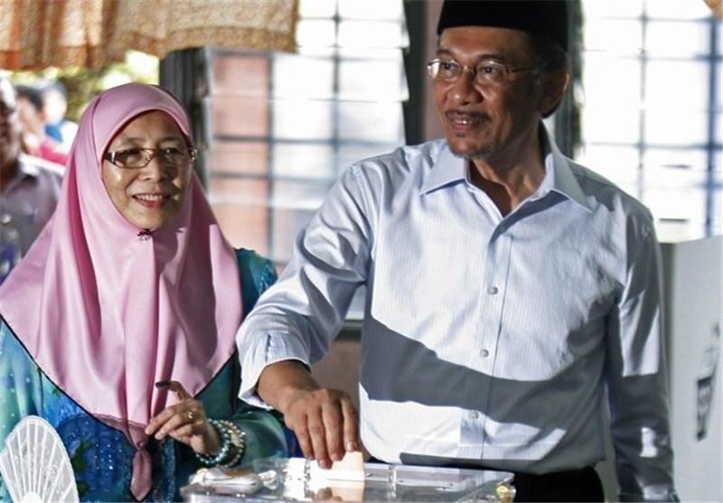 ائتلاف حزب حاکم مالزی در انتخابات پارلمانی پیروز شد