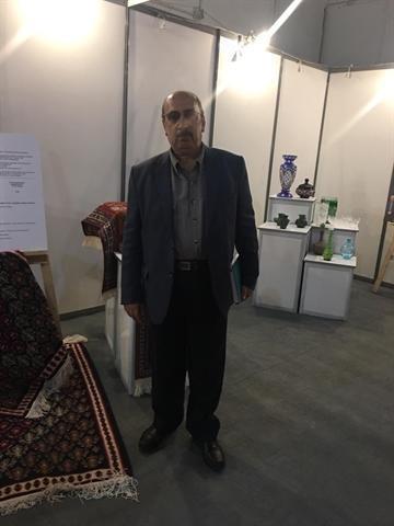 شکوه نمایشگاه صنایع دستی تحسین برانگیز است