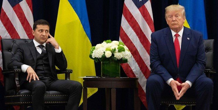 ترامپ از چین و اوکراین درباره بایدن درخواست کرد