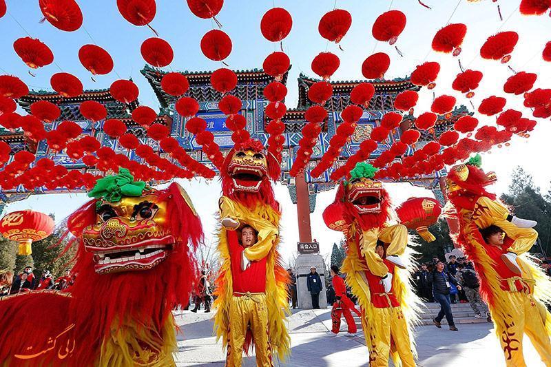 شباهت جالب بهار چینی ها با جشن نوروز!