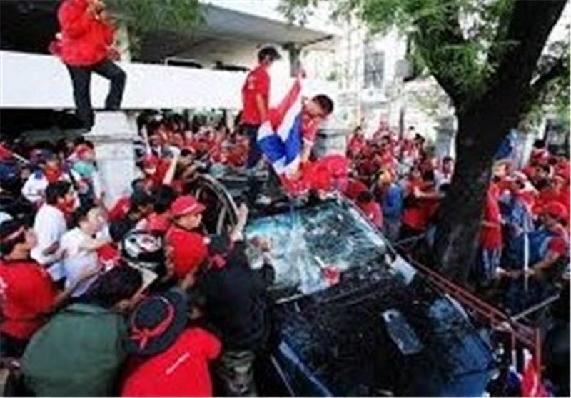 شروع مبارزات انتخاباتی حزب حاکم تایلند