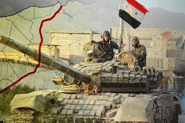 جبهه شمال غرب سوریه شعله ور می گردد، نبردی سخت در راه است