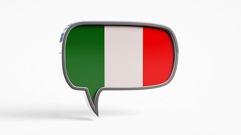 به ایتالیا بروید و ایتالیایی صحبت کنید