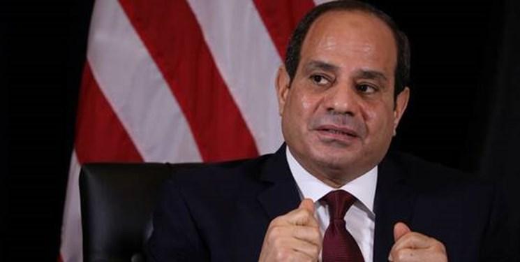 گفت وگوی تلفنی شاه بحرین و رئیس جمهور مصر