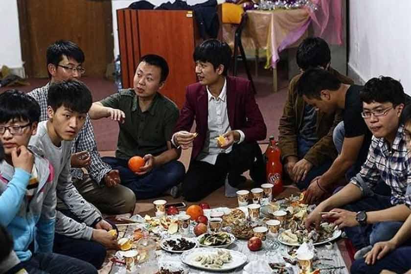 اقامتگاه های غیرمجاز چینی هنوز در ایران فعال هستند