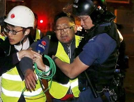 مقام ارشد چین خشونت های هنگ کنگ را جدایی طلبانه دانست