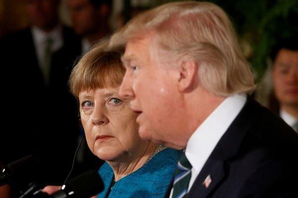 مرکل: اتحادیه اروپا تعرفه های گمرکی آمریکا را تلافی می نماید