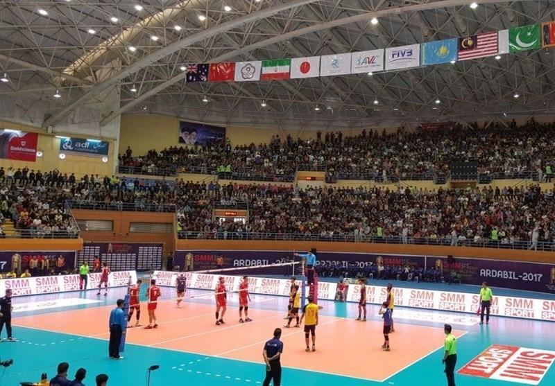 مالزی هم حریف بلندقامتان والیبال امید ایران نشد