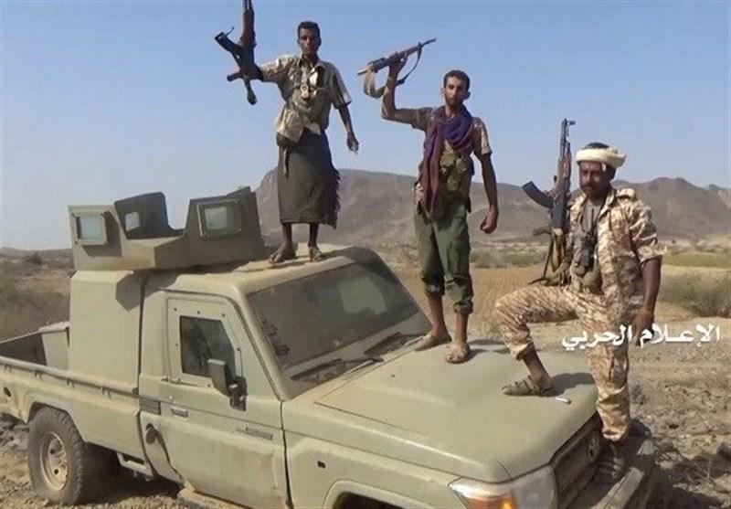 حملات توپخانه ای متجاوزان سعودی به محلات مسکونی یمن
