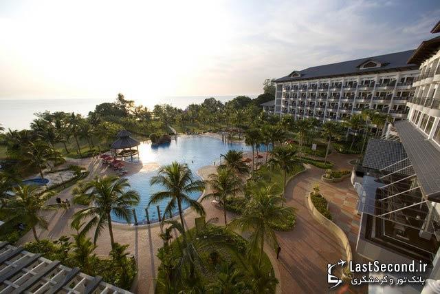 هتل تیستل، پورت دیکسون، مالزی