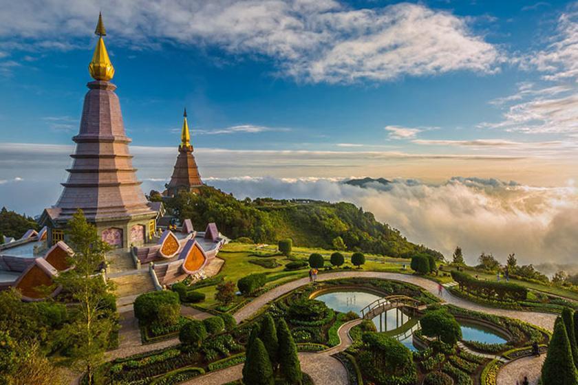 بهترین زمان سفر به چیانگ مای؛ رز شمالی کشور تایلند