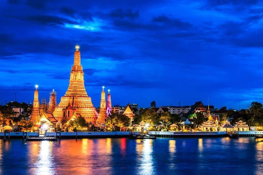 10 جاذبه گردشگری بانکوک
