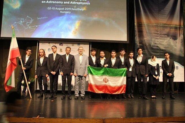 حال و هوای المپیاد نجوم از زبان تنها دختر مدال آور این مسابقات، سهم دانش آموزان ایرانی 10 مدال بود