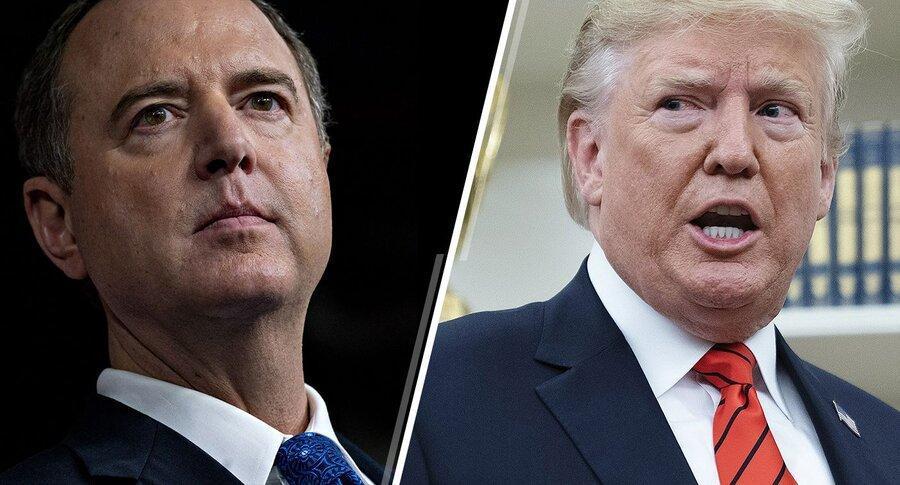 شهادت های علنی در روند استیضاح دونالد ترامپ 22 آبان آغاز می شود