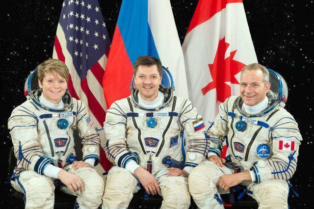 مسافران جدید ایستگاه فضایی بین المللی دوشنبه راهی می شوند