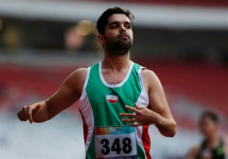 پارا دوومیدانی قهرمانی جهان، عنوان هفتمی کهریزی در دوی 100 متر