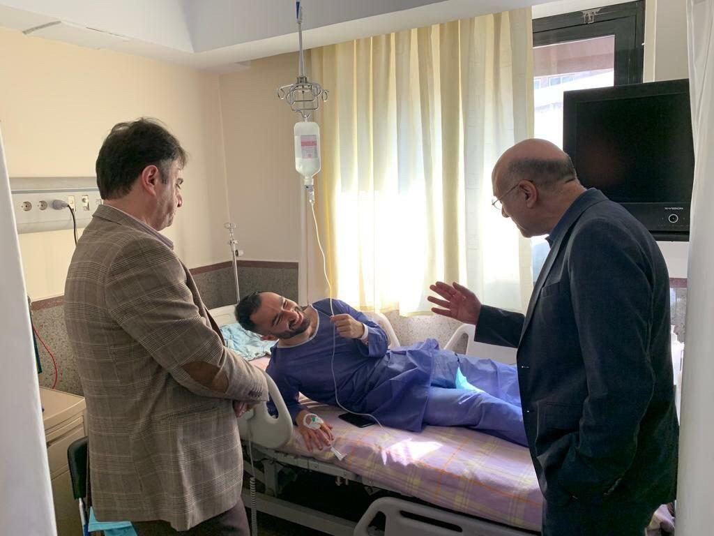 باشگاه استقلال پول جراحی شجاعیان را پرداخت کرد