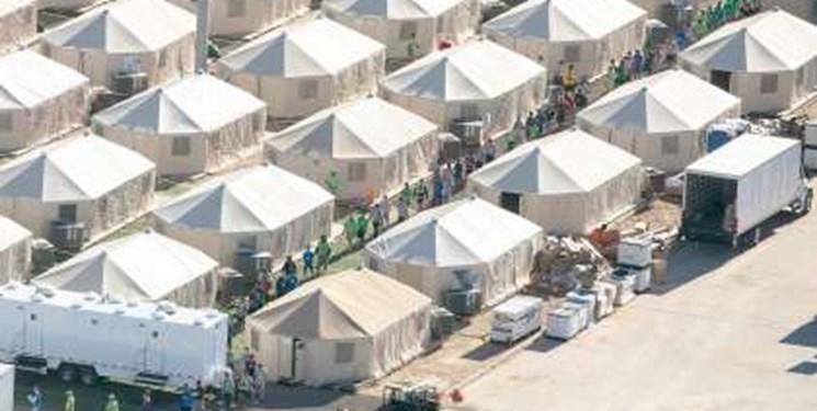 آمریکا در بازداشت بچه ها مهاجر رکورد زد