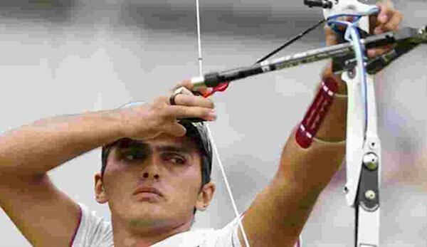 تیراندازی با کمان قهرمانی آسیا ، وزیری سهمیه المپیک گرفت