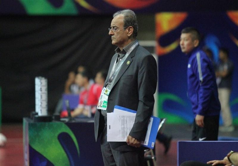 ترابیان: کمیته ای در AFC درباره جوایز تصمیم می گیرد نه لابی، در فوتسال هم برگ برنده ای برای دریافت جایزه نداشتیم