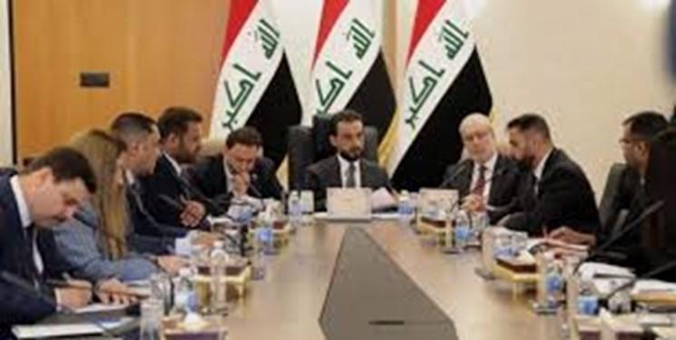 انتها جلسه رئیس مجلس عراق با روسای فراکسیون ها درباره قانون انتخابات