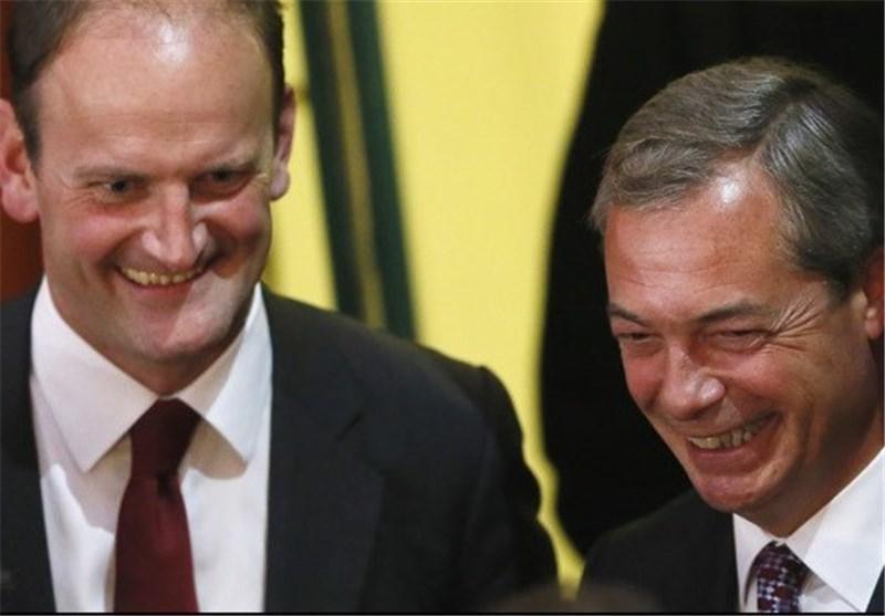 احتمال کسب دومین کرسی حزب ضدیوروی انگلیس در مجلس