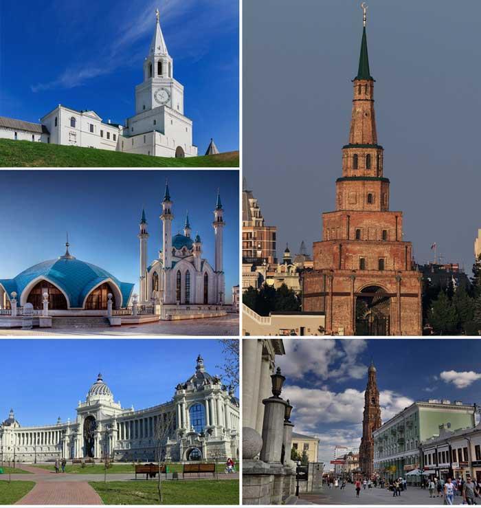 راهنمای سفر به کازان روسیه