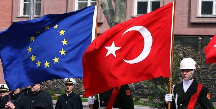 اروپا کاهش یاری های اقتصادی به ترکیه را تکذیب کرد